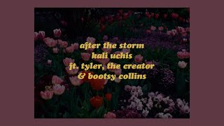 Video After The Storm - Kali Uchis ft. Tyler, The Creator & Bootsy Collins (lyrics) MP3, 3GP, MP4, WEBM, AVI, FLV Maret 2018