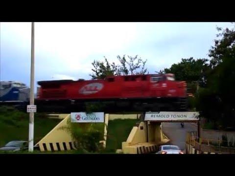 Trem em Santa Gertrudes 02