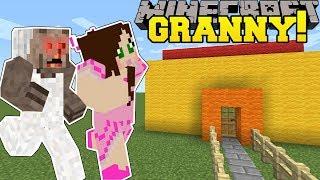 Video Minecraft: ESCAPE GRANNY'S HOUSE!!! - GRANNY - Custom Map MP3, 3GP, MP4, WEBM, AVI, FLV Mei 2019