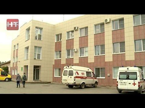 Минувшей ночью новгородский госпиталь ветеранов войн подвергся хулиганской атаке
