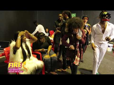 Diamond Platnumz - Fire ( Behind The Scene part 2 )
