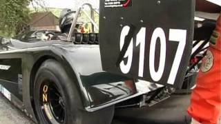 Very Quick Twin Engined Force SR8 At Gurston Hillclimb
