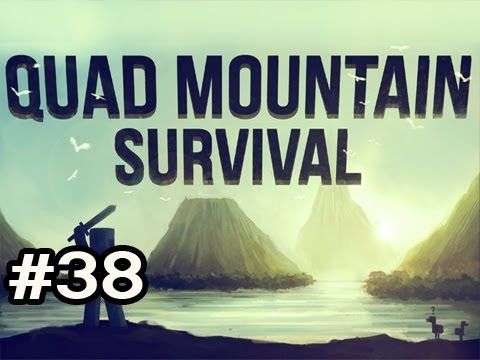 Minecraft: Quad Mountain Survival w/Nova Ep.38 - NATURE ATTACKS Video