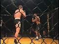 Colorado native Duane Ludwig takes on always tough veteran Shad Smith at KOTC 4 - Gladiators in June 2000.