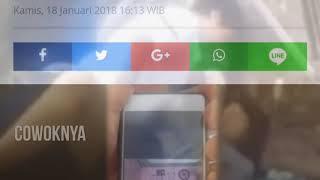 HEBOH!!! Video mesum siswa SMP dan Siswi SMK di Semarang kembali beredar...