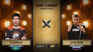 Naiman vs Gnumme, game 1