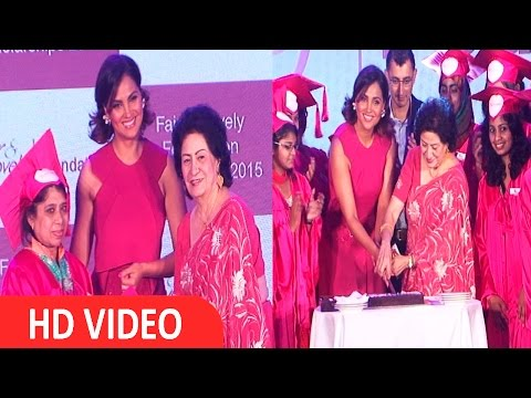 Fair & Lovely Host Scholarship To Girls Distribution Ceremony With Lara Dutta