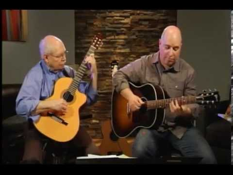 Fingerstyle Guitar Legends with John Knowles