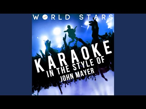 Waiting On The World To Change (Karaoke Version)