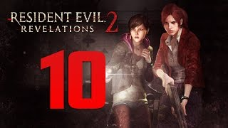 Прохождение Resident Evil Revelations 2 [Эпизод 3] — Часть 10: Испытание Печенью Прометея