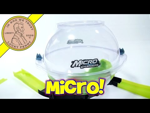 micro - Get This Item From Lucky Penny Shop! http://www.luckypennyshop.com/micro-chargers-light-racers-hyper-dome.htm [Key points in video] 0:04 Box Overview and Fea...