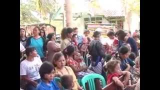 Sintren Dangdut PUTRA BUNGSU Yaman Madu (14-10-2015)