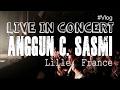 Anggun C Sasmi Live in Concert - Casino Barriere Lille France #VLOG