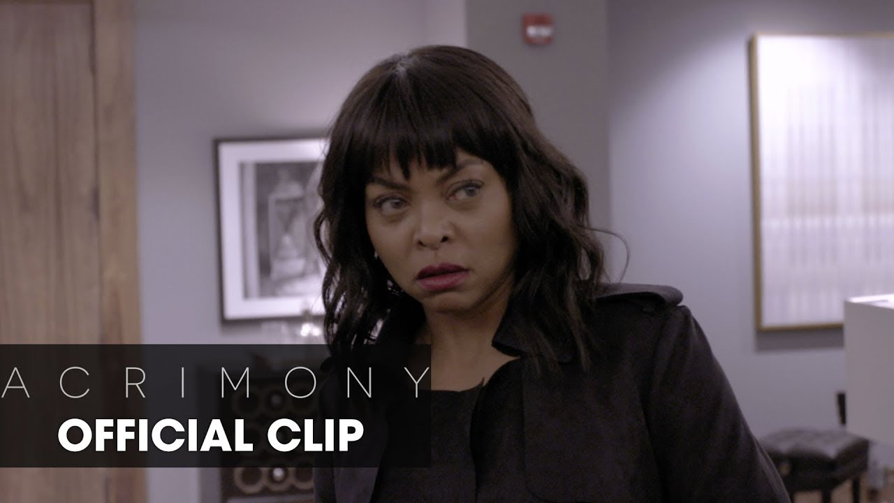 When Another Woman is Living Her Life Revenge is Only the Beginning for Taraji P. Henson in Tyler Perry's 'Acrimony' (Clip)