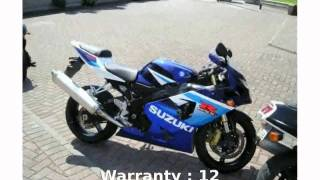 10. 2005 Suzuki GSX-R 600 - Info and Specification