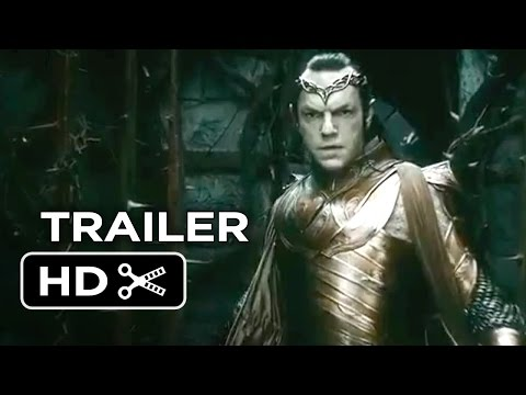 MOVIES: The Hobbit: The Battle of the Five Armies - Final Trailer
