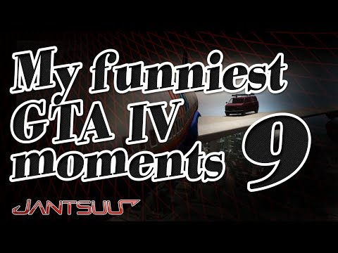 My funniest GTA IV PC moments 9