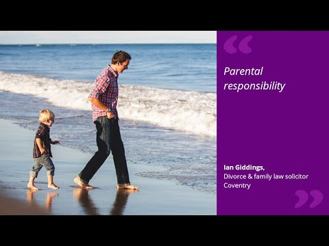 uk child law and parental responsibility essay If parents exercise their responsibility with the necessary level of diligence, certain rights in law are afforded, in effect promoting parents as authority figures the act also saw something of a swing back in emphasis to parents as opposed to the state being responsible for their children parents could only.