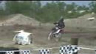 4. Motocross Honda CRF150R
