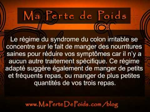 comment traiter le syndrome du colon irritable