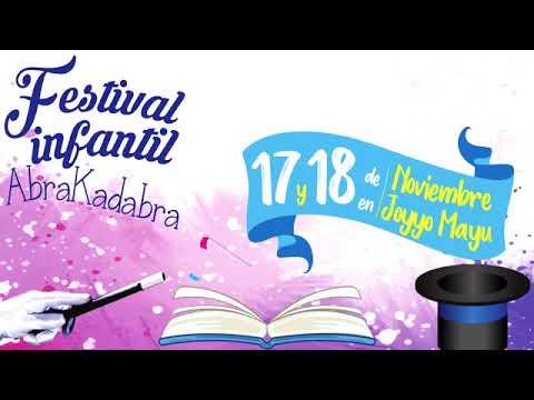 Festival infantil AbraKadabra