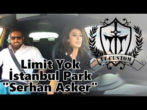 Limit Yok programında Tarhan Telli ve Serhan Asker İstanbul Park çekimleri