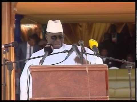 President Jammeh's Golden Jubilee Speech