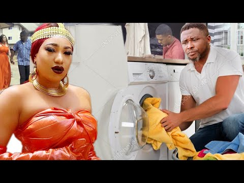 THE DRY CLEANER & THE BEAUTIFUL PRINCESS 7&8 - NEW MOVIE ONNY MICHAEL/QUEENETH HILBERT 2021 MOVIE