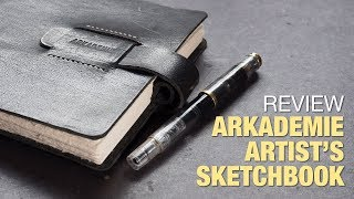 This is the most pricey sketchbook I've used. Find out in this video whether it's worth its price. Arkademiehttps://arkademie.com/Text review:http://www.parkablogs.com/content/review-arkademie-artists-sketchbook-220gsm-fabriano-rosaspina-paperFind me onYoutube: https://www.youtube.com/user/teohycParkaBlogs: http://www.parkablogs.comFacebook: https://www.facebook.com/parkablogsTwitter: https://twitter.com/ParkaBlogsFlickr: https://www.flickr.com/photos/parkablogsInstagram: https://instagram.com/parkablogsGumroad: http://gumroad.com/parkablogsPatreon: https://www.patreon.com/parkablogs