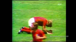 Uwe Seelers Kopfball gegen England (WM 1970)
