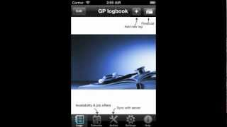 GP logbook YouTube video