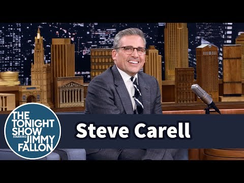 Steve Carell Overtakes George Clooney as the Internet's Favorite Silver Fox (видео)