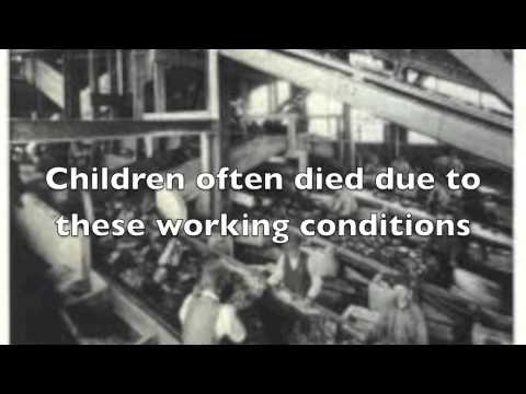 Child Labor In The Early 1900's