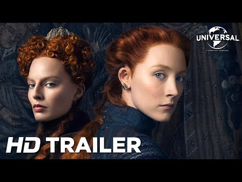 Mary Queen of Scots - Int'l Trailer 1 (Universal Pictures) HD