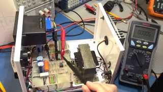 DIY Bench Power Supply #3 – Circuit Troubleshooting – Pt 1