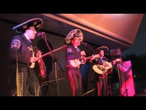 Muzyczne Tarasy 2012 - El Mariachi Los Amigos w CSM