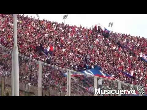 San Lorenzo 1-0 Crucero del Norte | Primer gol Que gane Boedo y todo el año es carnaval... - La Gloriosa Butteler - San Lorenzo