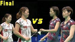 Download Video Misaki MATSUTOMO Ayaka TAKAHASHI vs Yuki FUKUSHIMA Sayaka HIROTA - Asia Championships 2018 Final MP3 3GP MP4