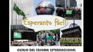 Lección 1, del curso Esperanto Fácil Aprender el Esperanto está ahora al alcance de todos los que hablamos el español. ¿Preguntas sobre el Esperanto?