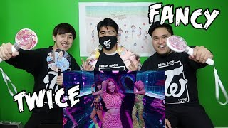 TWICE - FANCY MV REACTION (FUNNY FANBOYS)