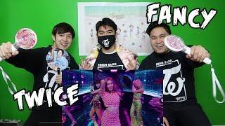 Video TWICE - FANCY MV REACTION (FUNNY FANBOYS) MP3, 3GP, MP4, WEBM, AVI, FLV April 2019