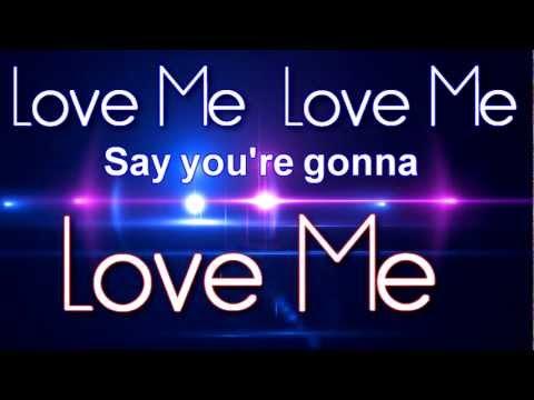 Big Time Rush Love Me Love Me Lyric Video Rasim