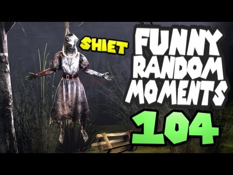 Funny clips - Dead by Daylight funny random moments montage 104