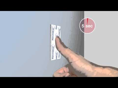 tesa Powerstrips® - how to use powerstrips (english)