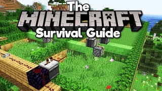 Automatic Flower Forest Farm! • The Minecraft Survival Guide (Tutorial Lets Play) [Part 146]