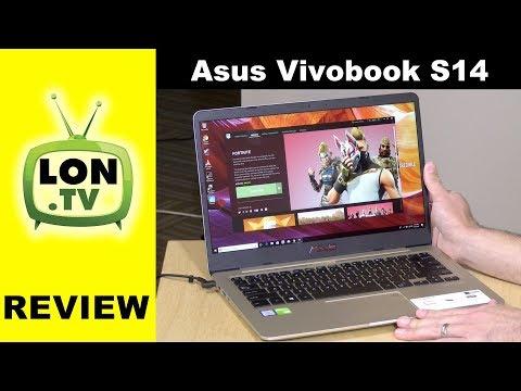 ASUS VivoBook S14 Review - 14