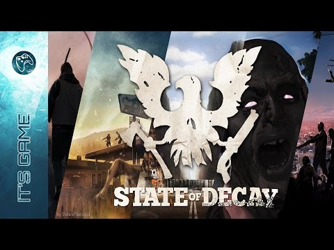 Обзор игры State of Decay.