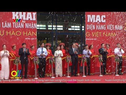 Tuần nhận diện hàng Việt 2015 - Tự hào hàng Việt Nam