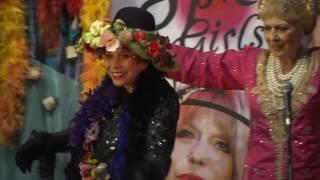 Babski Kabaret OLD SPICE GIRLS - skecze, wywiady, występy