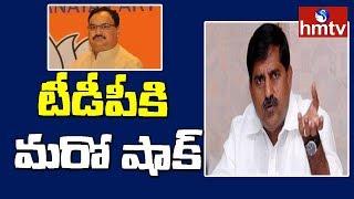 Big Shock To TDP   Adi Narayana Reddy Meets JP Nadda